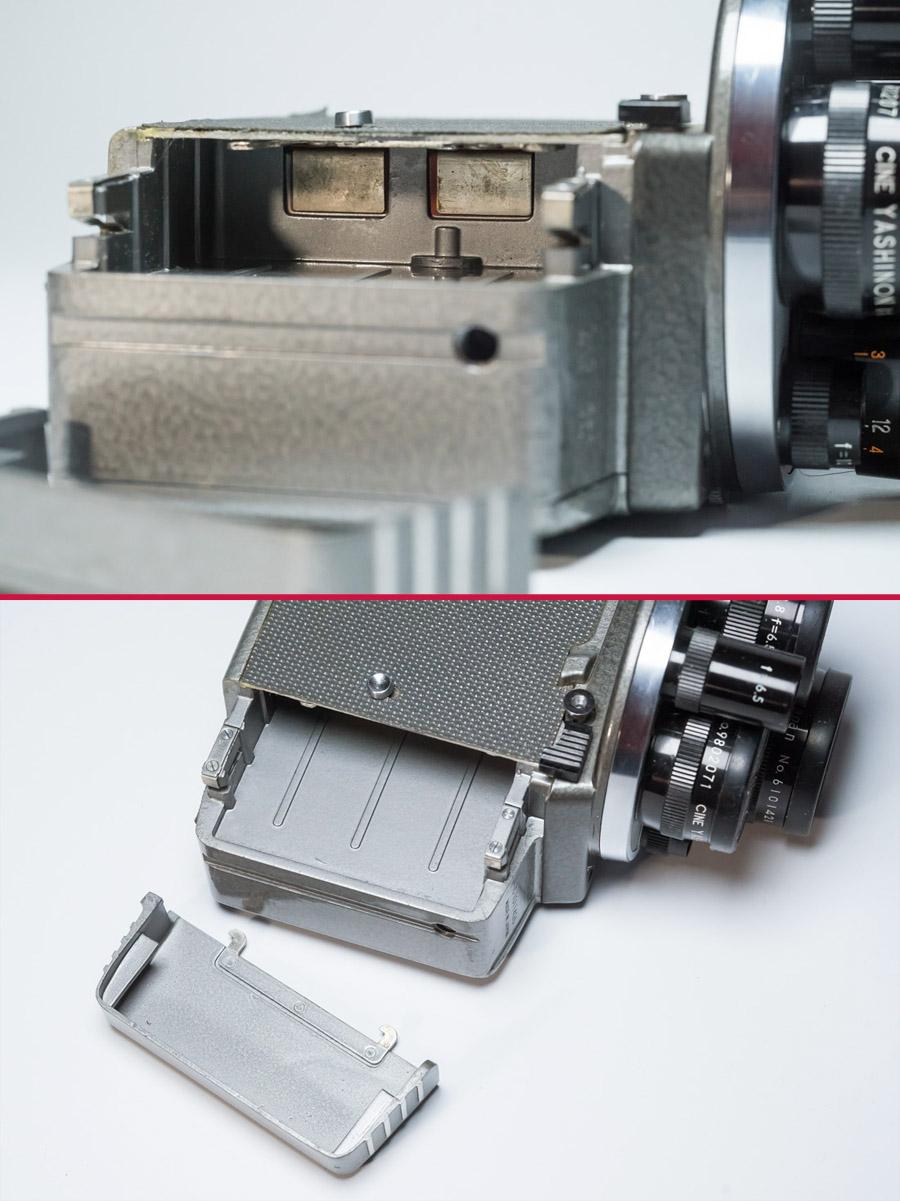 Yashgica 8C 8mm camera